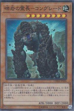 画像1: 礫岩の霊長-コングレード (れきがん)